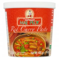 MAE PLOY RED CURRY PASTE 400 GR