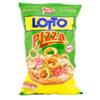 BEST FOODS LOTTO PIZZA SNACK 75 GR