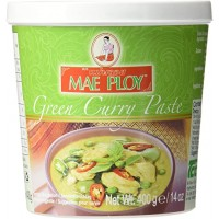 MAE PLOY GREEN CURRY PASTE 400 GR