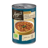 AMY`S ORGANIC FRENCH COUNTRY VEGETABLE SOUP