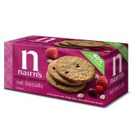 NAIRNS MIXED BERRIES BISCUITS 200 GR