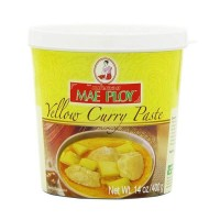 MAE PLOY YELLOW CURRY PASTE 400GR
