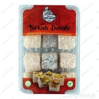 TURKISH DELIGHT ASSORTED NUTS 180G