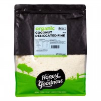 EAT GOODNESS ORGANIC COCONUT DESICCATED 150 GR
