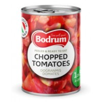 BODRUM CHOPPED TOMATOES 400 GR