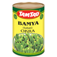 TAMTAD BOILED EXTRA OKRA  800G