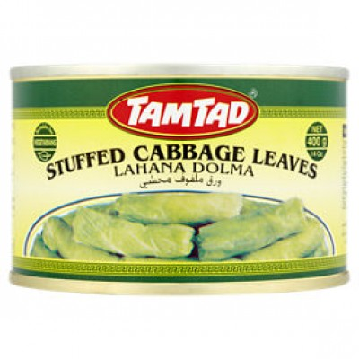 TAMTAD STUFFED CABBAGE LEAVES 400G