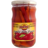 BAKTAT GRILLED PEPPERS 1650G